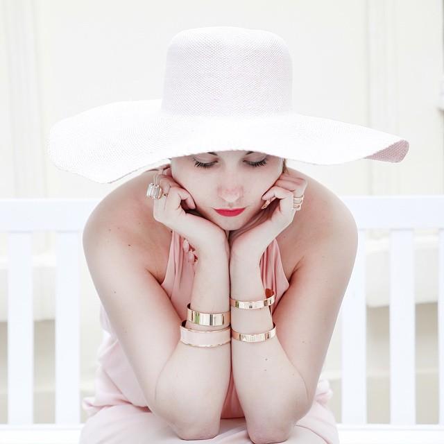 Aujourdhui le chapeau est de rigueur chez MMB  sunhellip