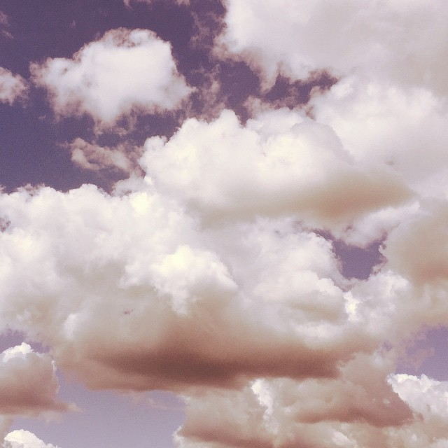 Dgrad de Nuages! skyisbeautiful teteenlair instagood sky nuage summer makemybeautysummer