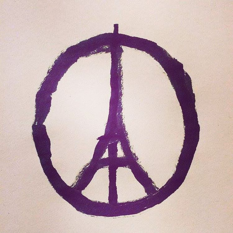 Paris is standing but we are terribly horrified and sickhellip