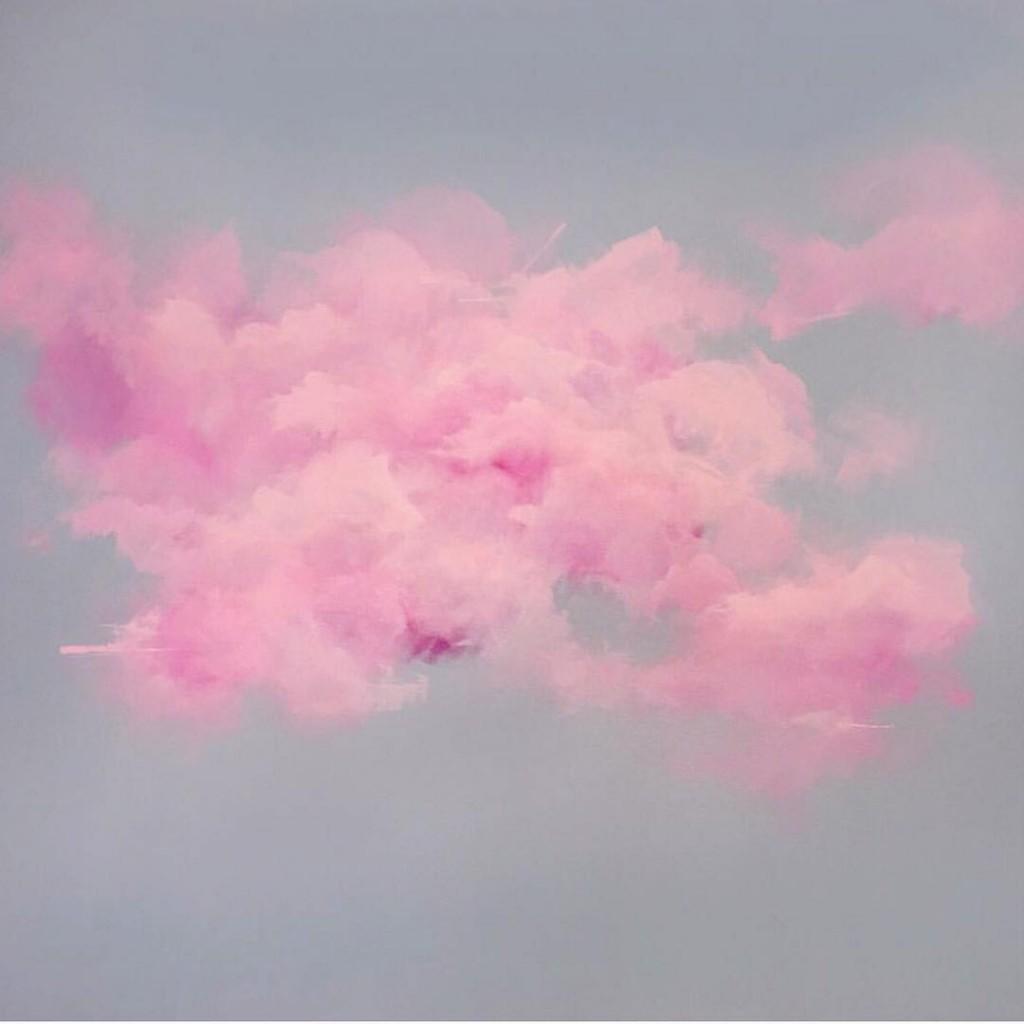 La tte dans les nuages de lartiste brooklynwhelan nest cehellip