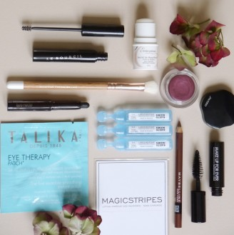 MakeMyBeauty-Box-yeux-marrons-fard-shiseido-aubergine