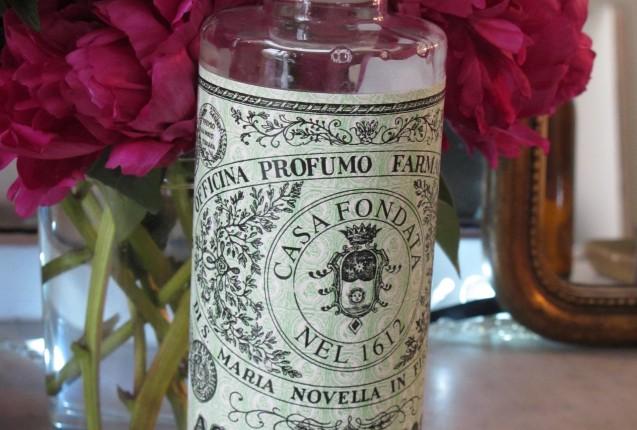 Eau de Rose - Santa Maria Novella