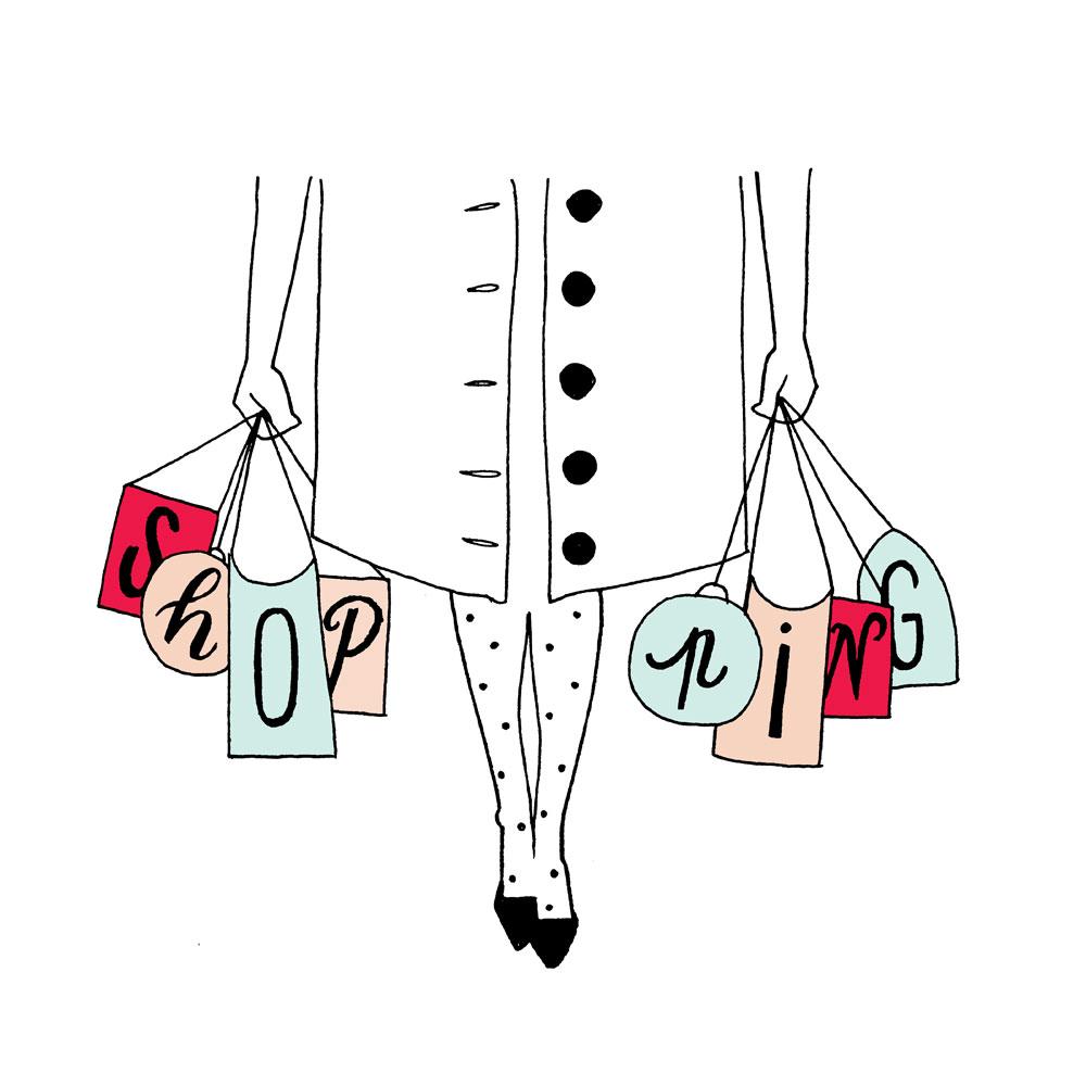 shopping privé personnalisé