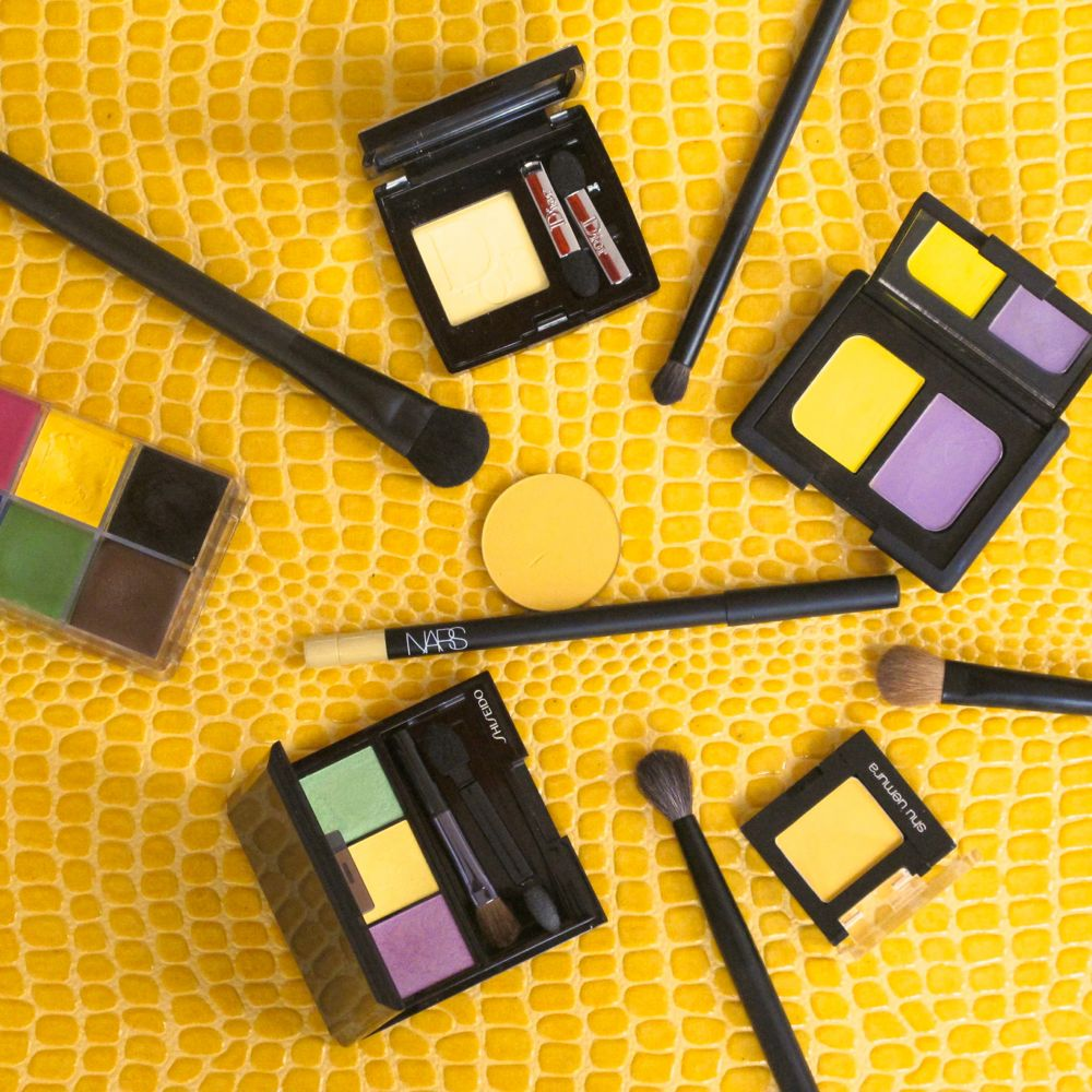 makemybeauty - makeup - yellow