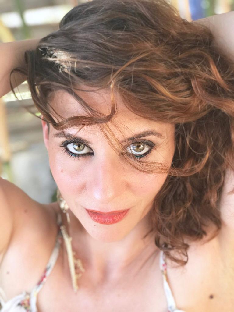 alexandra bonelli- makeup estival