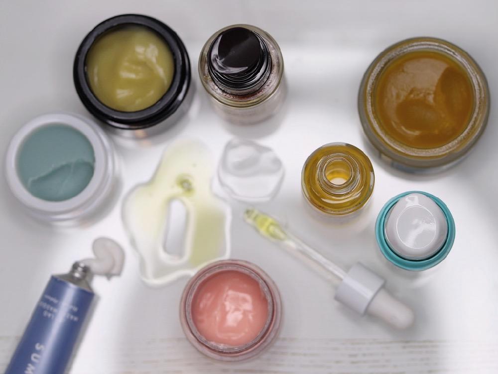 produits peau sèche déshydratée