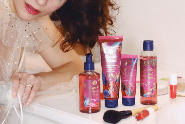 Baies rouge Yves Rocher