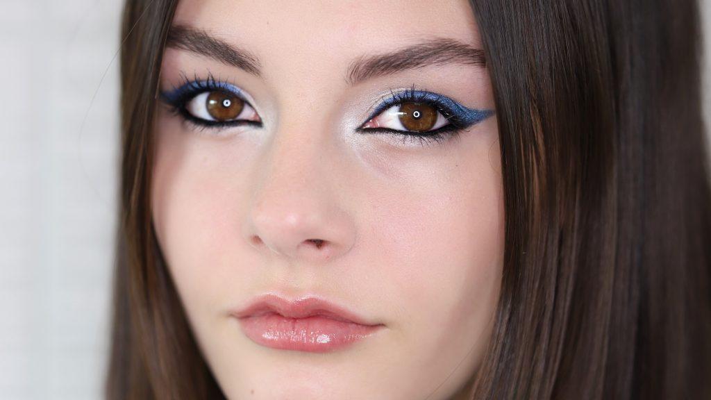 Maquillage yeux - Teinte Pearl Indigo